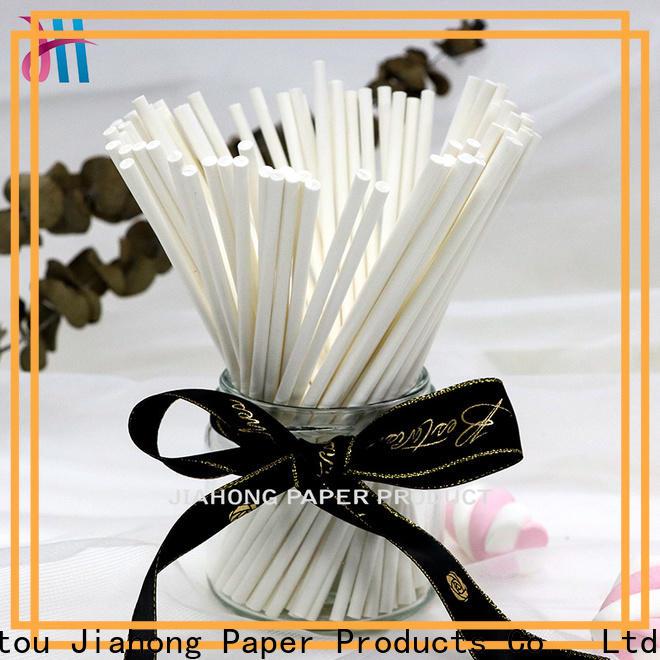 smooth paper sticks craft handiwork wholesale for flag flagpoles