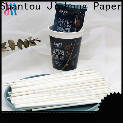 Jiahong grade coffee stirer export for packed coffee