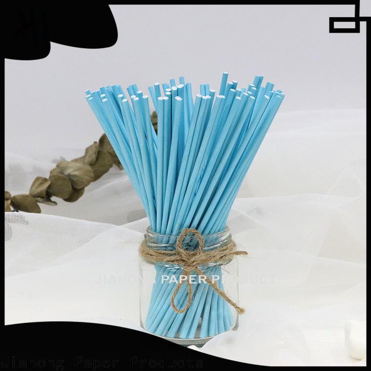 Jiahong clean coloured lollipop sticks grab now for lollipop