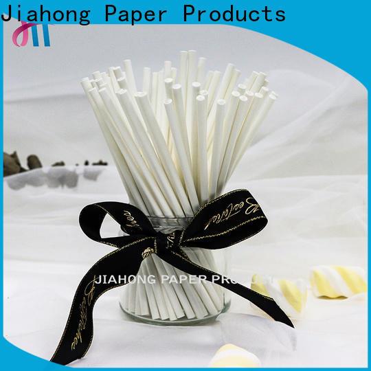 Jiahong safe stick lollipop for lollipop