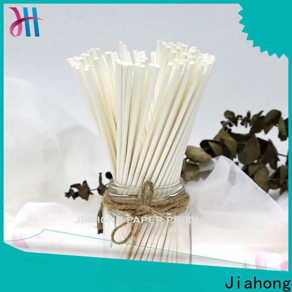 Jiahong diy lollipop paper stick grab now for lollipop
