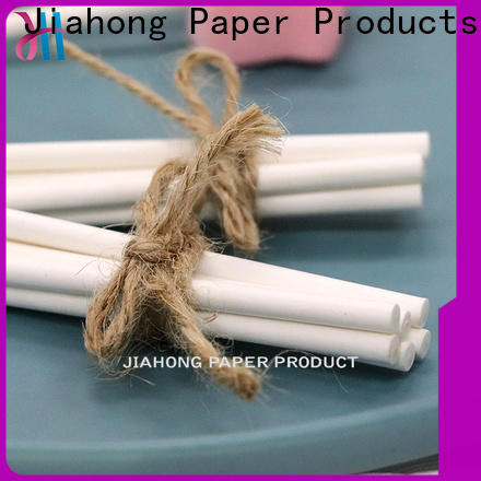Jiahong paper lolly pop sticks shop now for lollipop