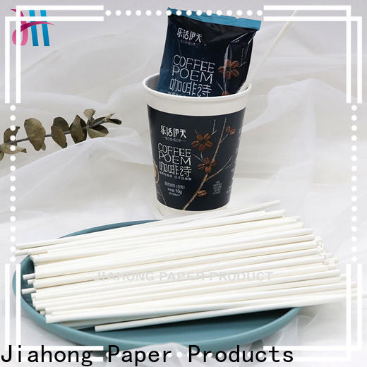 good packege excellent paper coffee stirring stick paper vendor for packed coffee