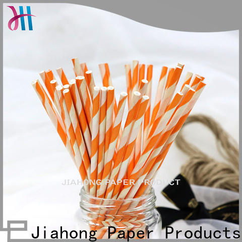 Jiahong cotton candy floss sticks bulk production for cotton candy