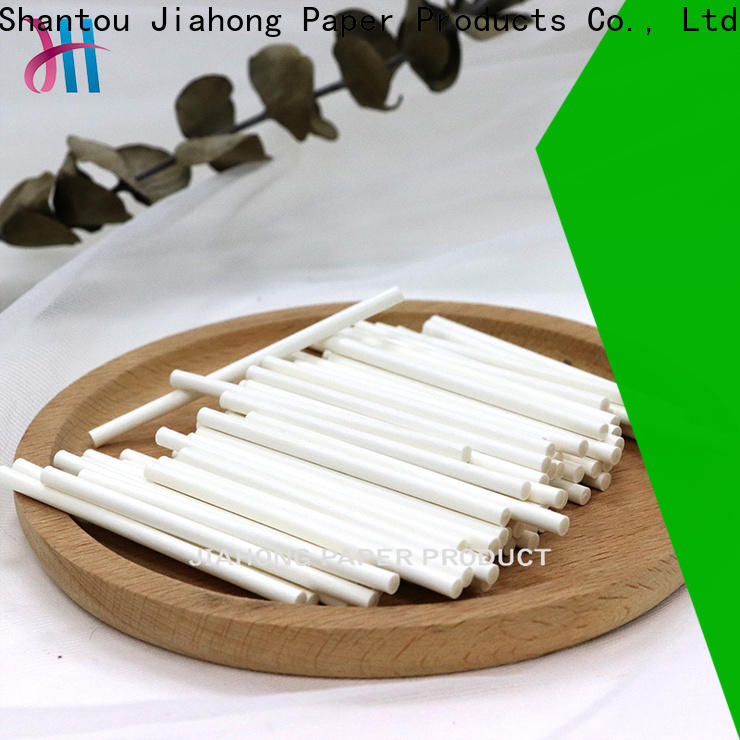 Jiahong clean paper sticks craft dropshipping for medical cotton swabs