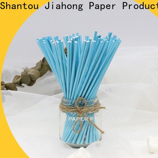 Jiahong fashion design wholesale lollipop sticks vendor for lollipop