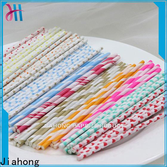 professional blue lollipop sticks colorful for lollipop