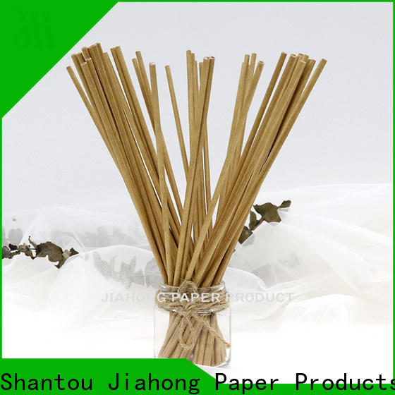 eco friendly fsc certified paper sticks fsc factory price for cotton swabs