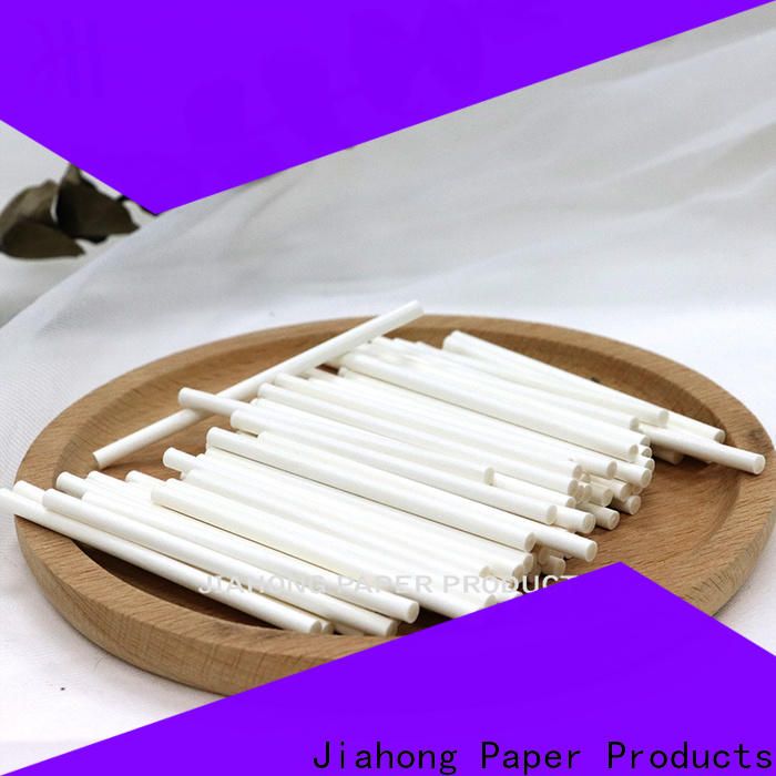 Jiahong eco fsc certified paper sticks wholesale for cotton swabs