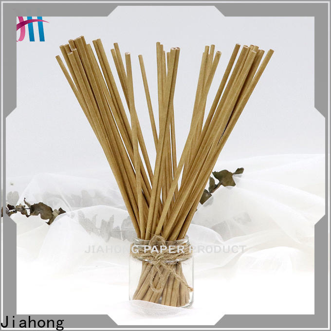 Jiahong sticks paper sticks craft factory price for marshmallows
