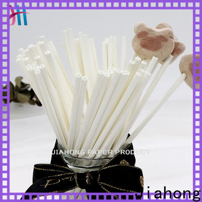 Jiahong sale blue lollipop sticks for lollipop