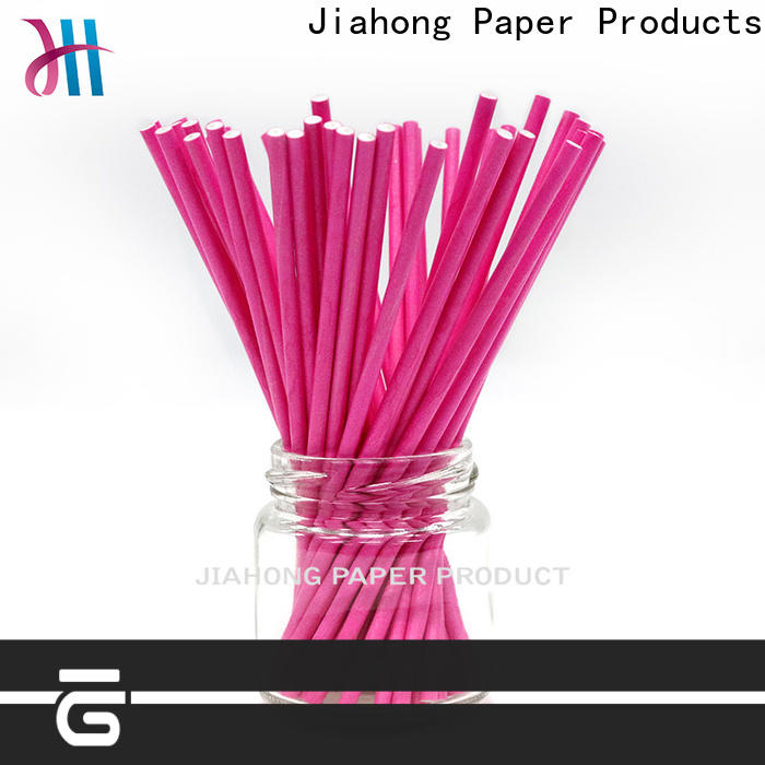 widely used white lollipop sticks long overseas market for lollipop