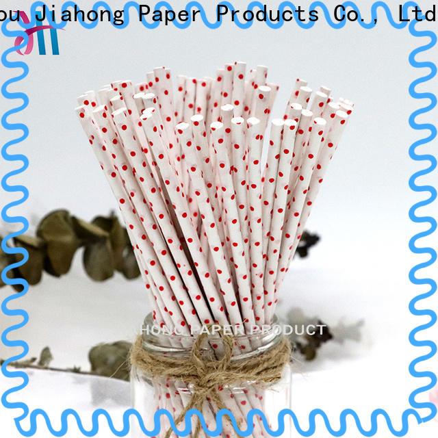 Jiahong stick wholesale lollipop sticks for lollipop