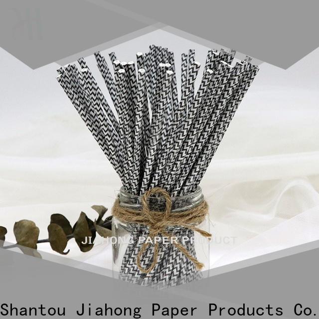 Jiahong environmental cake pop sticks at discount for bakery