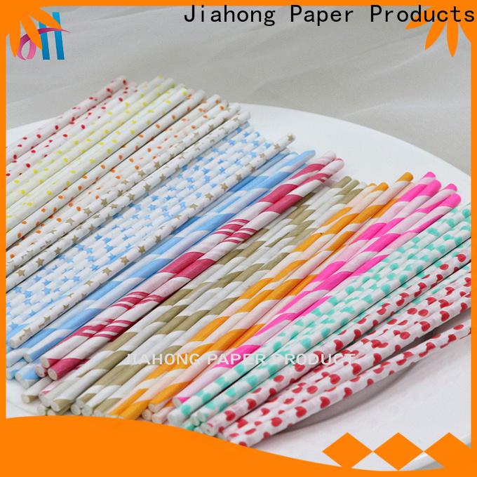 Jiahong professional wholesale lollipop sticks grab now for lollipop