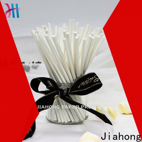 Jiahong hot-sale coloured lollipop sticks grab now for lollipop