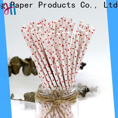 Jiahong environmental large lollipop sticks vendor for lollipop