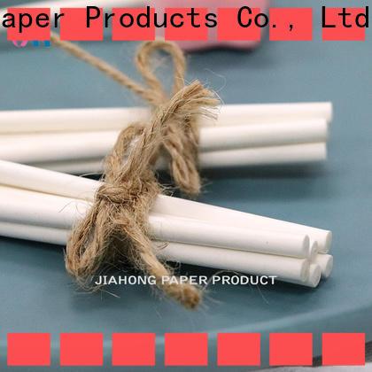 Jiahong safe paper lolly sticks vendor for lollipop