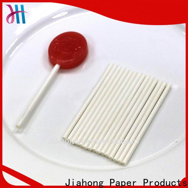 eco friendly white lollipop sticks diy for lollipop