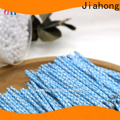 Jiahong clean cotton bud sticks owner for medical