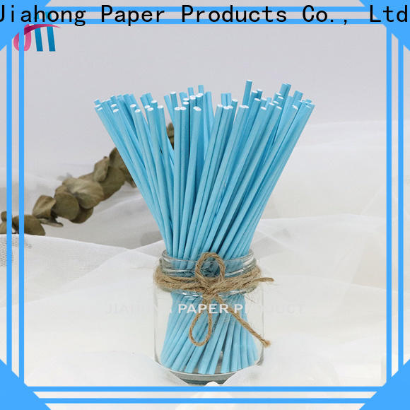 Jiahong paper colored lollipop sticks shop now for lollipop