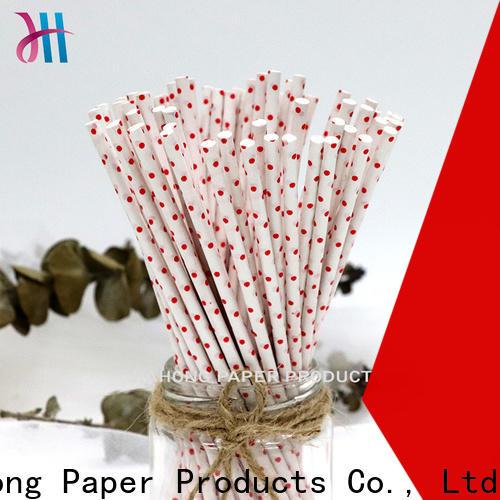 Jiahong environmental blue lollipop sticks for lollipop