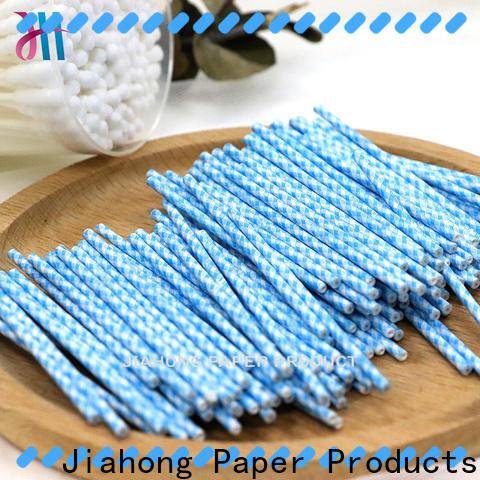 Jiahong sticks cotton bud sticks manufacturer for medical
