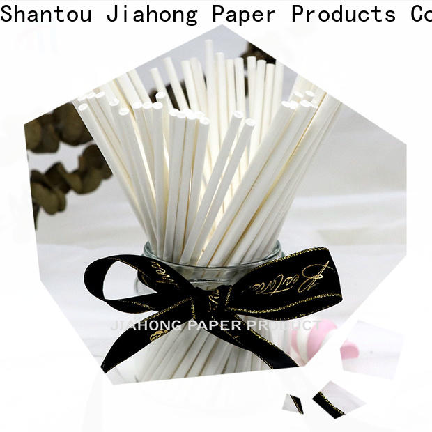 Jiahong paper paper sticks craft producer for flag flagpoles