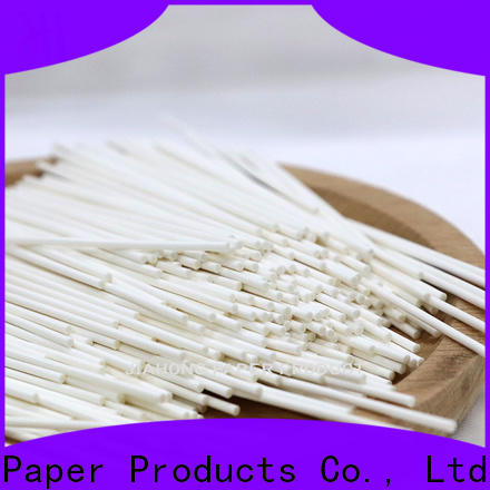 Jiahong biodegradable cotton swab paper stick marketing for hospital