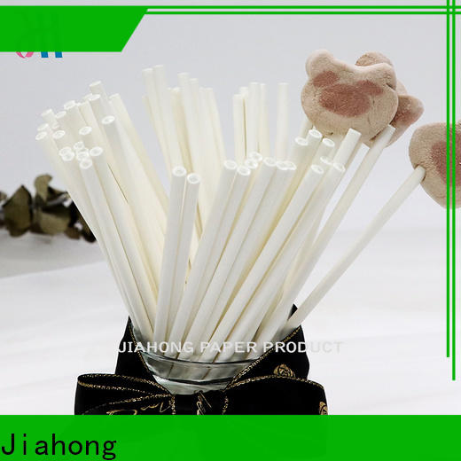 popular custom lollipop sticks long factory price for lollipop
