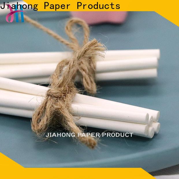 Jiahong professional large lollipop sticks markting for lollipop