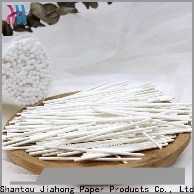 Jiahong inexpensive cotton stick supplier for medical cotton swabs