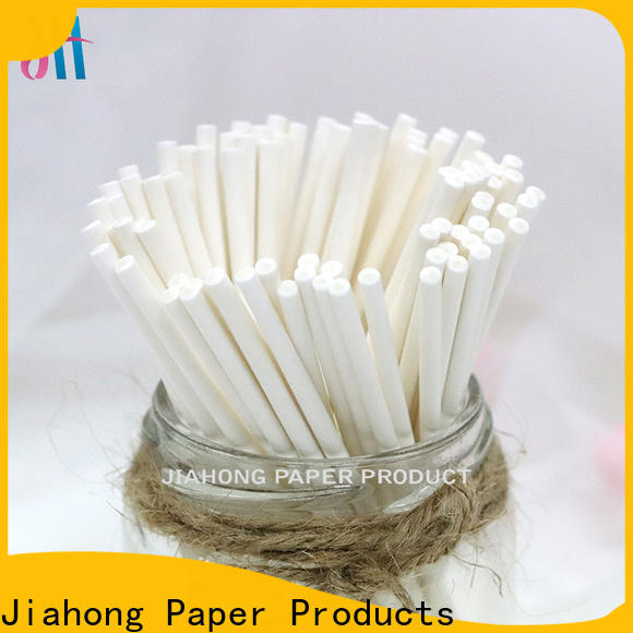 Jiahong paper stick for flag cotton for flag stick