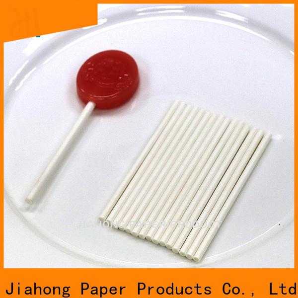 Jiahong lolly stick lollipop overseas market for lollipop