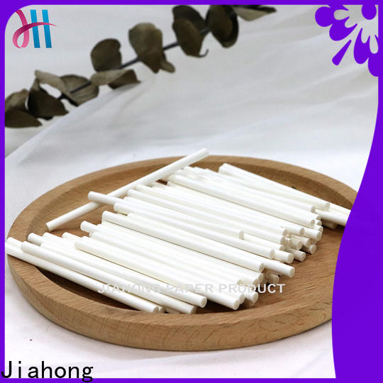 Jiahong handiwork fsc certified paper sticks wholesale for cotton swabs