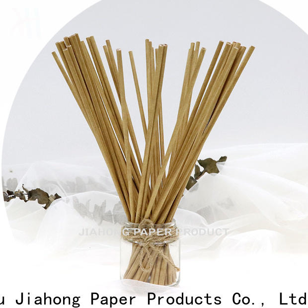 Jiahong smooth eco sticks factory price for flag flagpoles