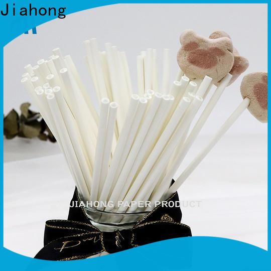 new-arrival lollipop paper stick logo for lollipop