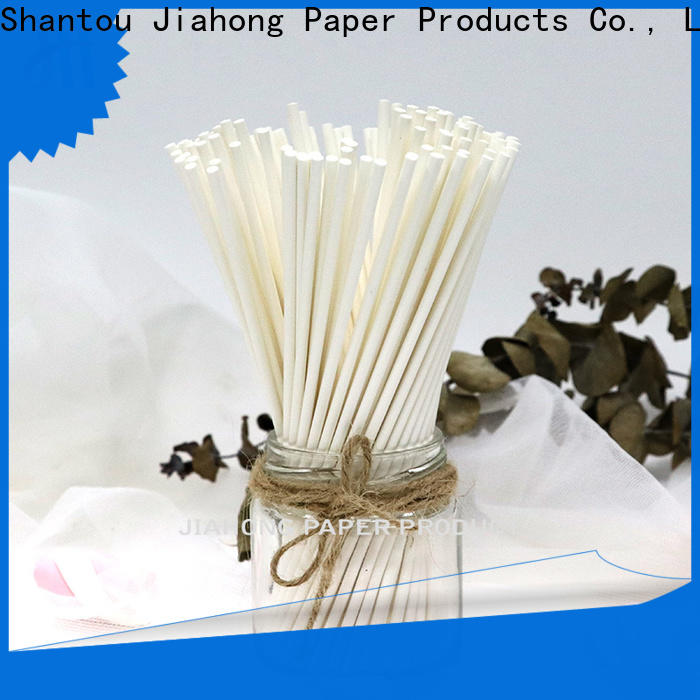 Jiahong striped colored lollipop sticks shop now for lollipop