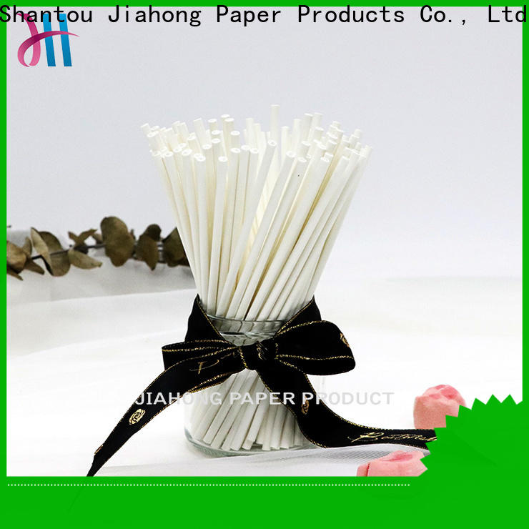 Jiahong professional drink stirrers order now for restaurant