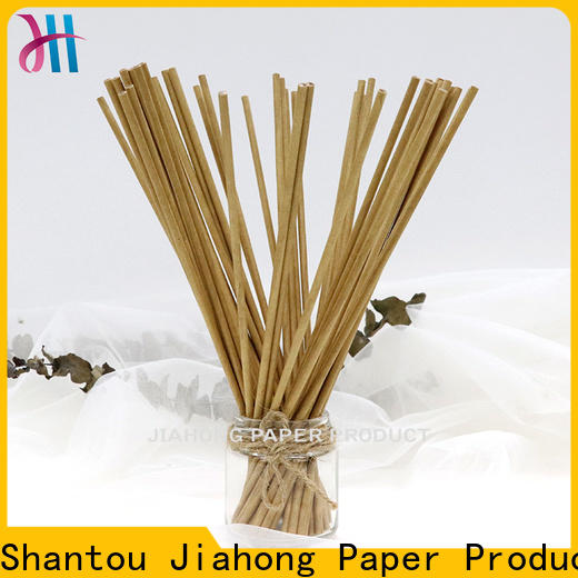 Jiahong uses fsc certified paper sticks dropshipping for DIY baking
