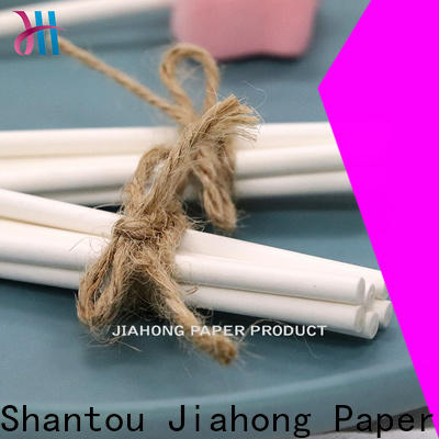 Jiahong environmental custom lollipop sticks factory price for lollipop