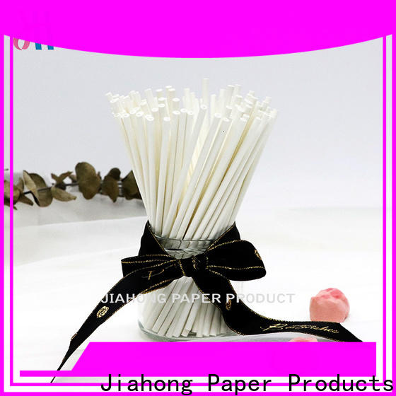 Jiahong good packege excellent coffee stir sticks vendor for restaurant