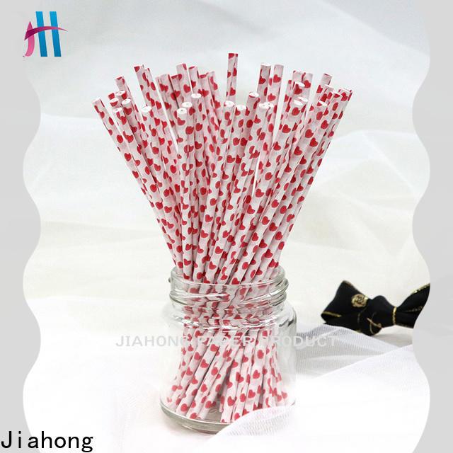 Jiahong cake cake pop sticks for wholesale for bakery