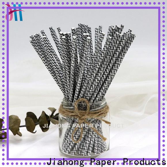 Jiahong professional baking paper stick bulk production for lollipop