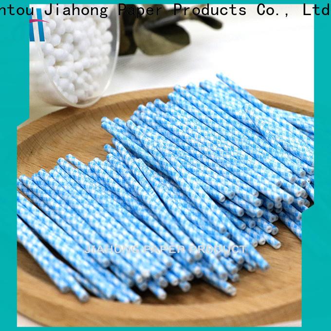 Jiahong swab swab stick marketing for medical cotton swabs