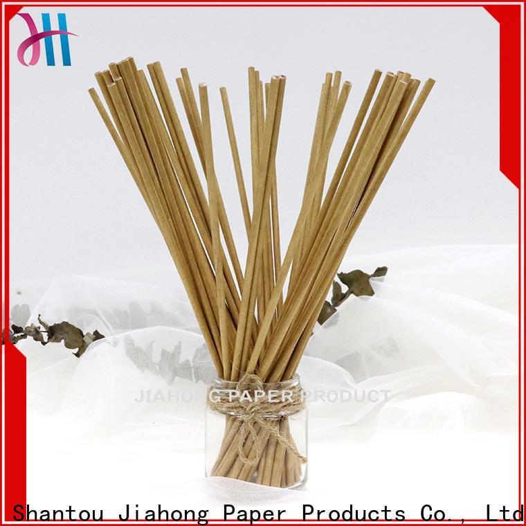 Jiahong safe fsc certified paper sticks certification for flag flagpoles