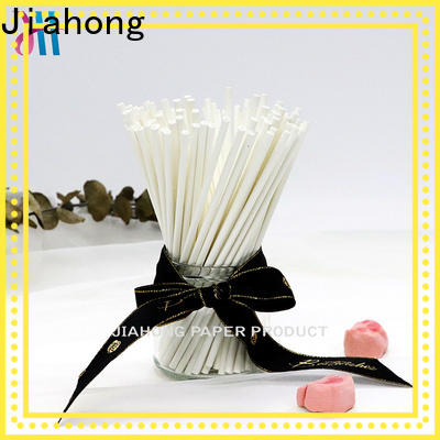 Jiahong stirrers coffee stirer certification for packed coffee