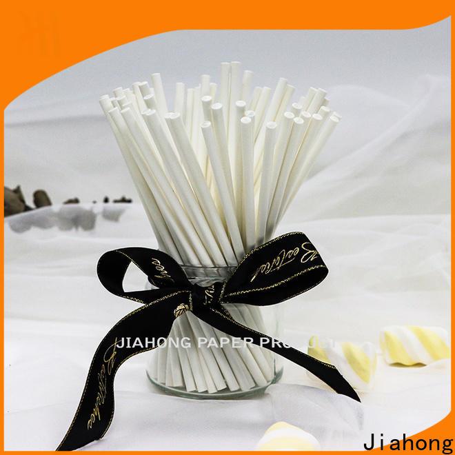 professional lollipop paper stick logo for lollipop