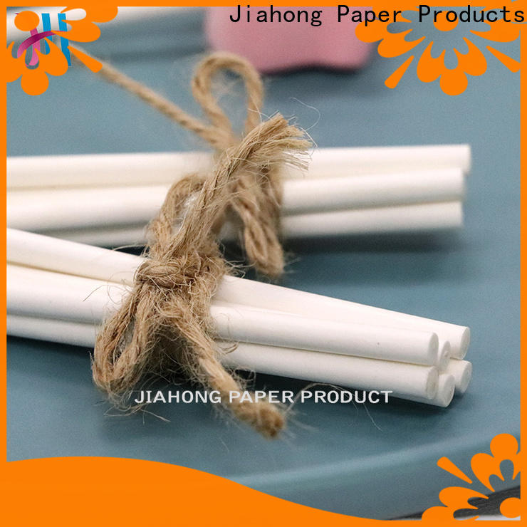 Jiahong clean colored lollipop sticks for lollipop