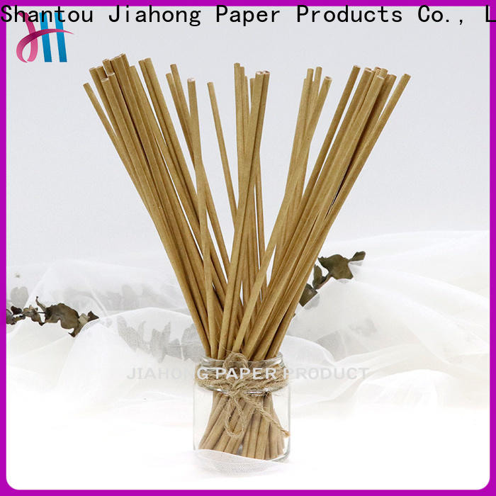 Jiahong stick paper sticks craft export for electronic industrial cotton swabs